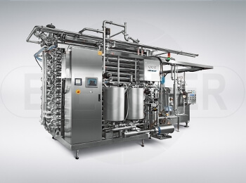 UHT Milk Processing Unit